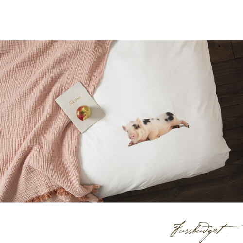This Little Piggy Duvet Cover Set - Free Shipping-Fussbudget.com