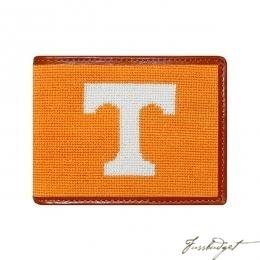 University of Tennessee Needlepoint Wallet