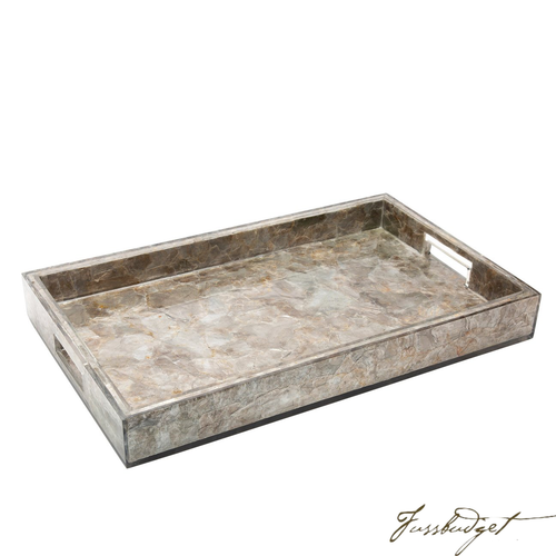 Emerson Accent Tray with Handle-Fussbudget.com