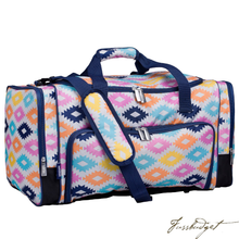 Load image into Gallery viewer, Themed Weekend Duffel Bag-Fussbudget.com