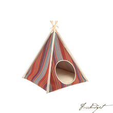 Load image into Gallery viewer, Horizon Pet Teepee-Fussbudget.com
