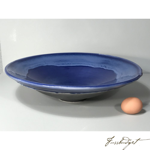 Blue Bowl by Tom Turnbull-Fussbudget.com
