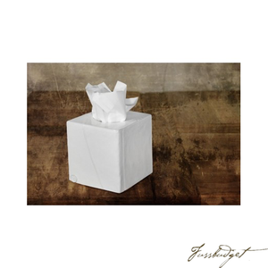 "TISSUE BOX NO. ""FOUR HUNDRED EIGHT"""