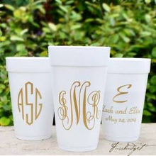 Load image into Gallery viewer, Personalized Styrofoam Cups (12 oz)-Fussbudget.com