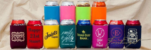 Collapsible Neoprene Hugger Koozie