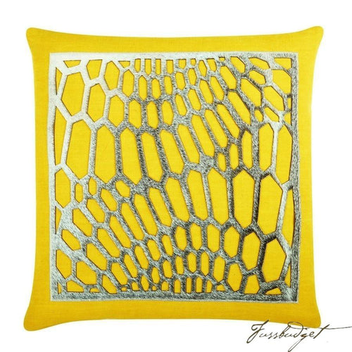 Emerson Pillow - Yellow-Fussbudget.com
