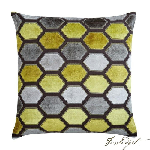 Evie Pillow - Citrus-Fussbudget.com