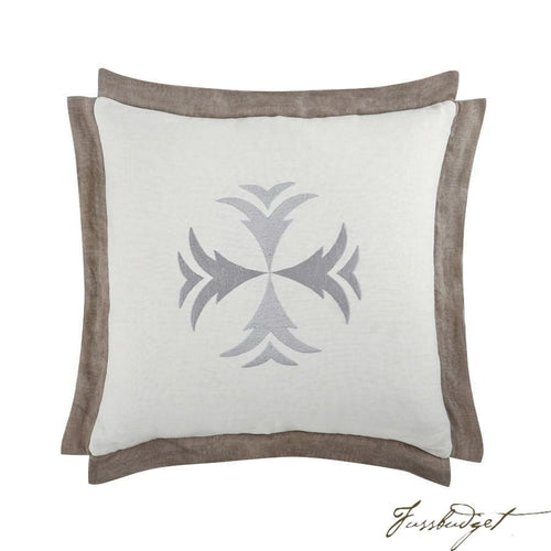 Hattie Pillow - Gray-Fussbudget.com
