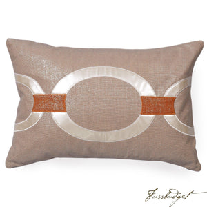 Hunter Pillow - Flax-Fussbudget.com