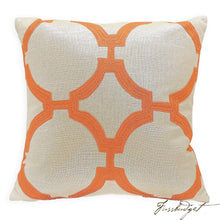 Load image into Gallery viewer, Reynolds Pillow - Coral-Fussbudget.com