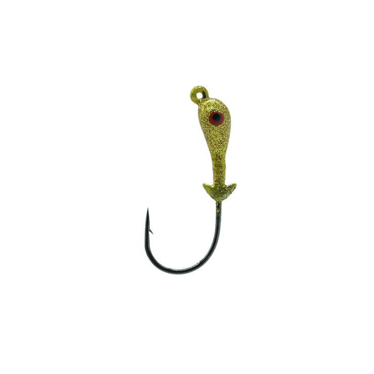 1/4oz 3/0 Double Barbed Jig Heads