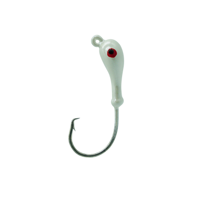 1oz Jig Heads Ball Collar With Circle Hook