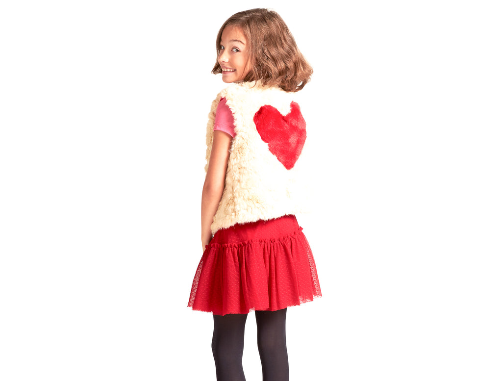Wild & Gorgeous, Girls Gilet, Multiple Sizes