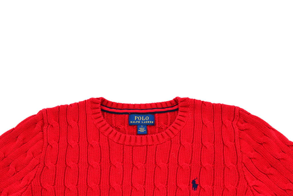Ralph Lauren, Boys Sweater, 7 Years