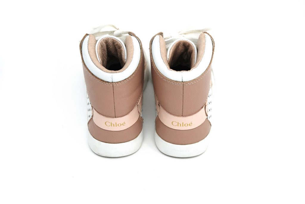 Chloé, Girls Trainers, Size 31