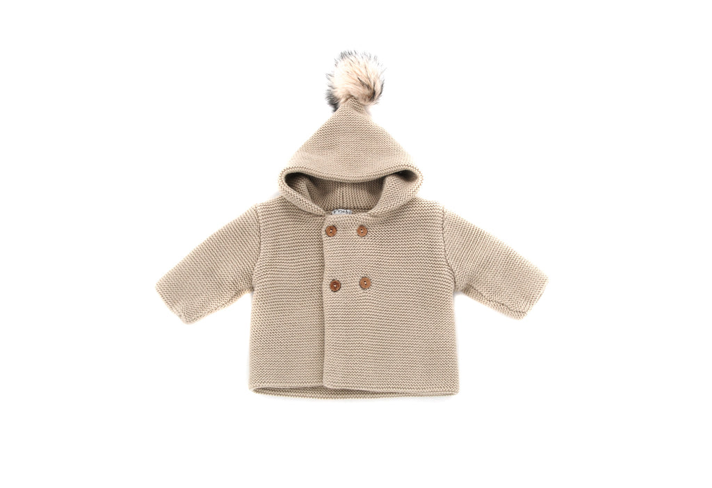 Mebi, Baby Girls Pram Coat, 0-3 Months