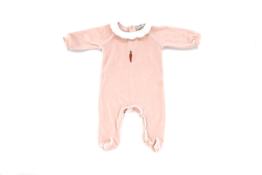 Miniature, Baby Girl Romper, 0-3 Months