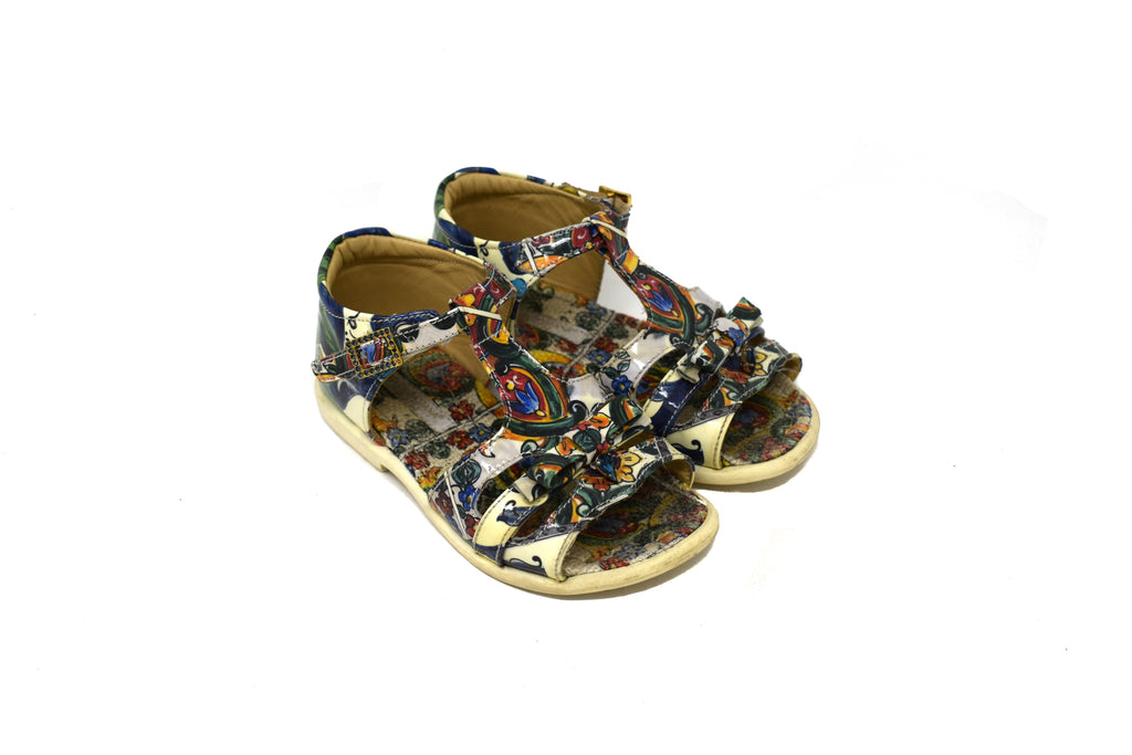 Dolce & Gabbana, Girls Sandals, Size 26