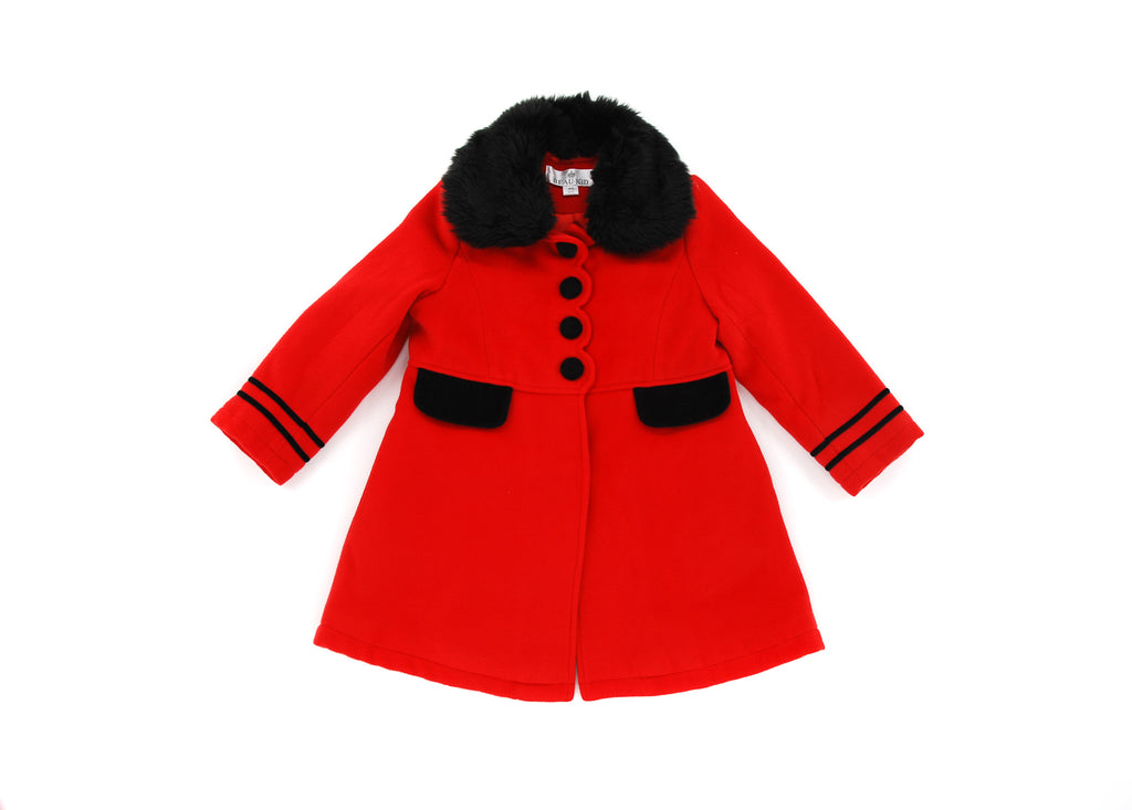 Beau KiD, Girls Coat, 4 Years