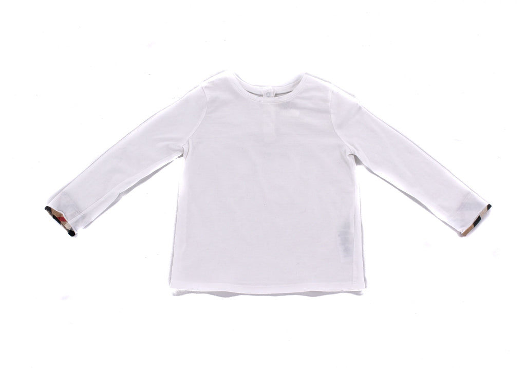 Burberry, Girls T-Shirt, 2 Years