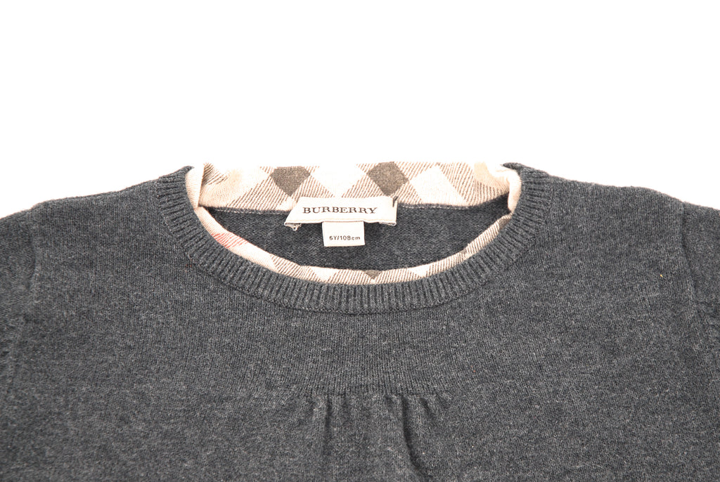 Burberry, Girls Sweater, 5 Years