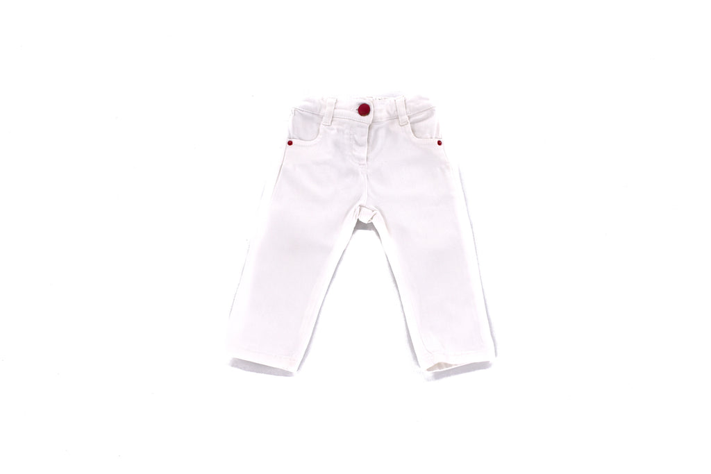 Fendi, Baby Girls Jeans, 6-9 Months