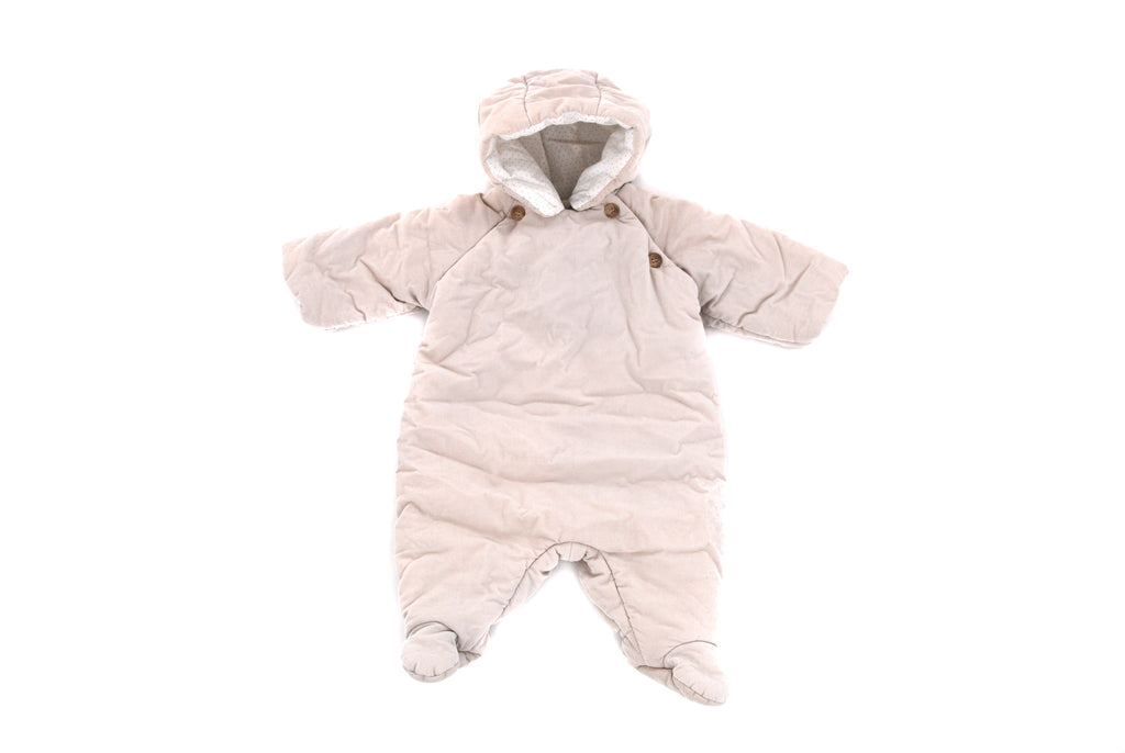 Bonpoint, Baby Girls Pramsuit, 0-3 Months