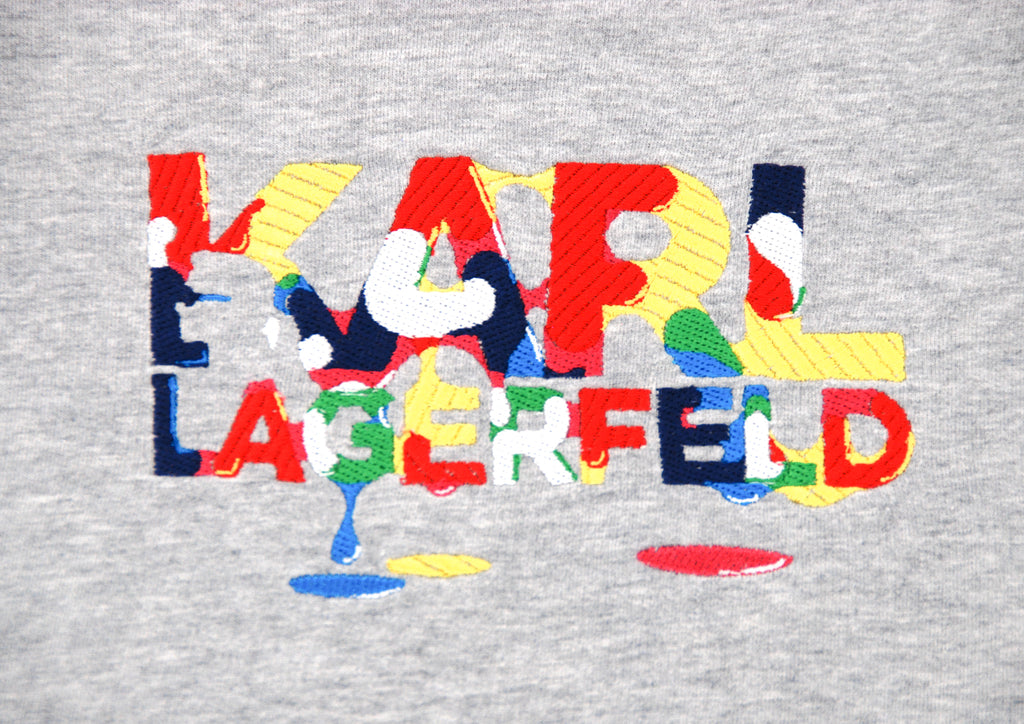 Karl Lagerfeld Kids, Girls T-shirt, 5 Years