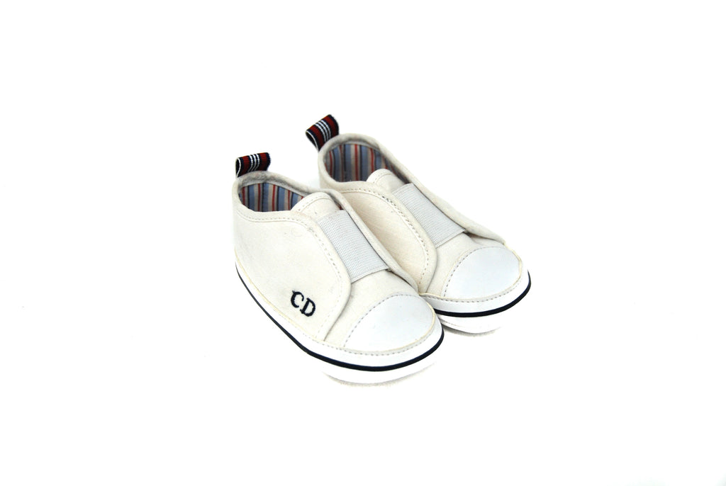 Baby Dior, Pram shoes, Size 15