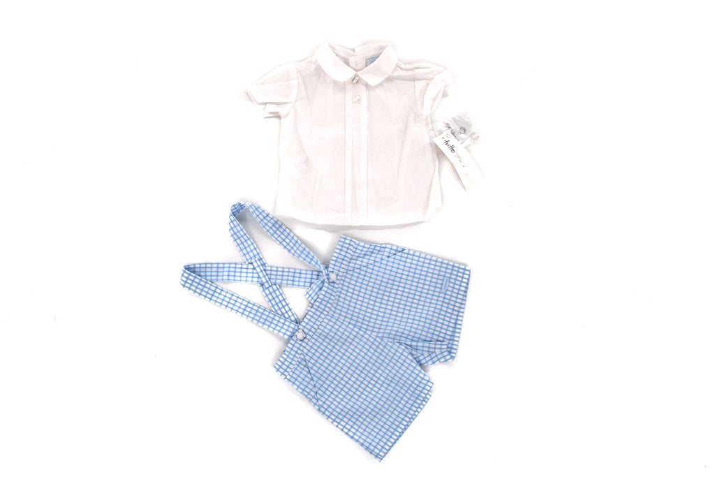Tutto Piccolo, Baby Boys Shirt & Shorts, 9-12  Months