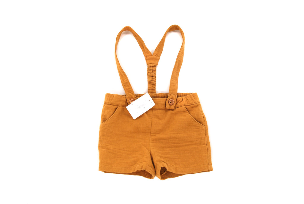 Nanos Baby, Baby Girls Dungarees, 12-18 Months