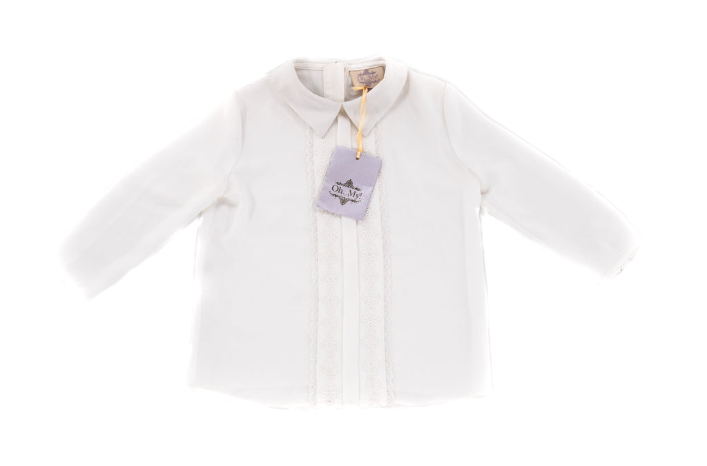 Oh...My!, Girls Blouse, 6 Years