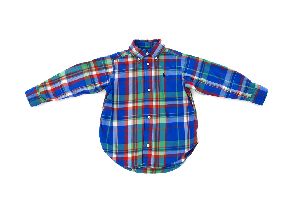 Ralph Lauren, Boys Shirt, 2 Years