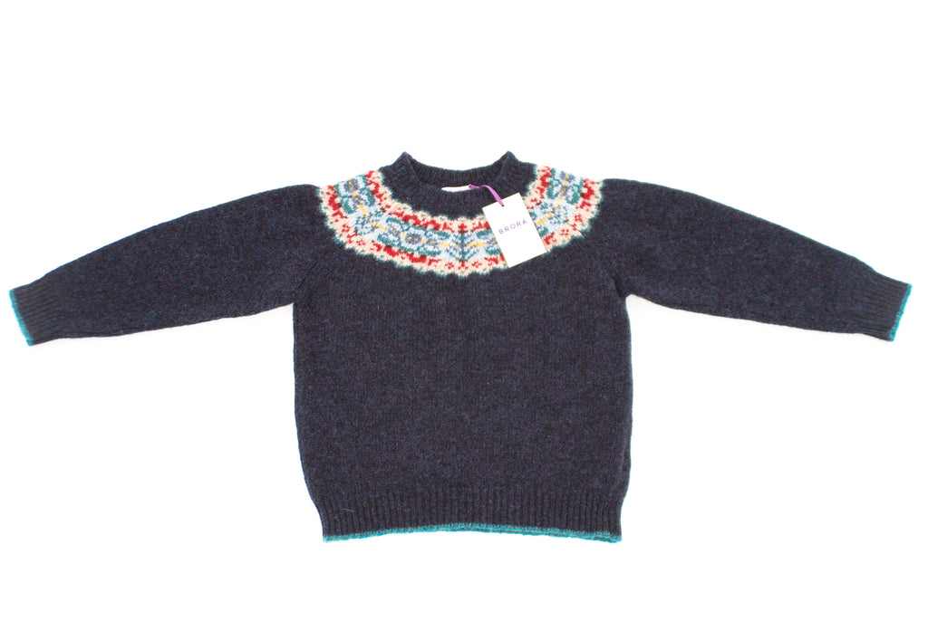 Brora, Girls Sweater, 5 Years