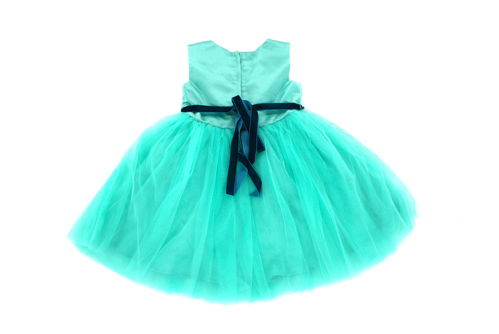 Le Mu, Girls Dress, 4 Years