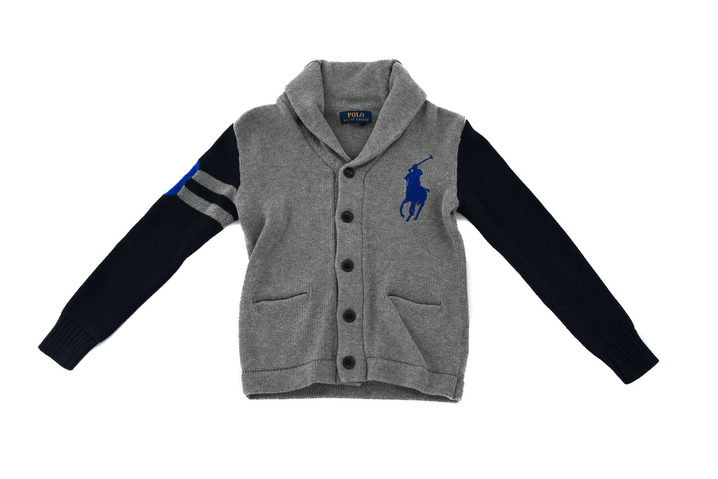 Ralph Lauren, Boys Cardigan, 8 Years