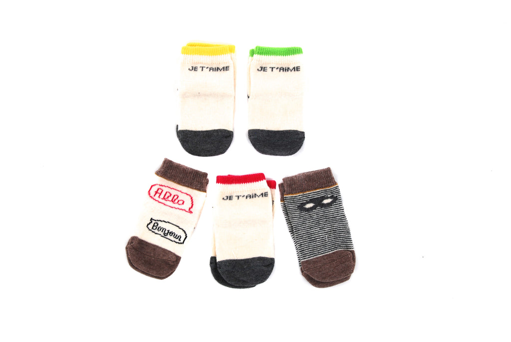 Etiquette, Baby Girls, Socks, 0-12 Months