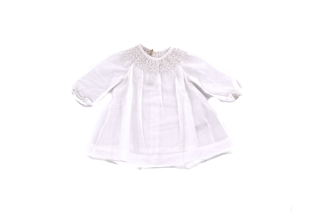 Les Enfantines, Baby Girls Dress, 0-3 Months