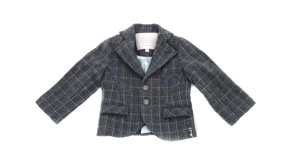 Little Wardrobe London, Baby Boys Jacket, 9-12 Months