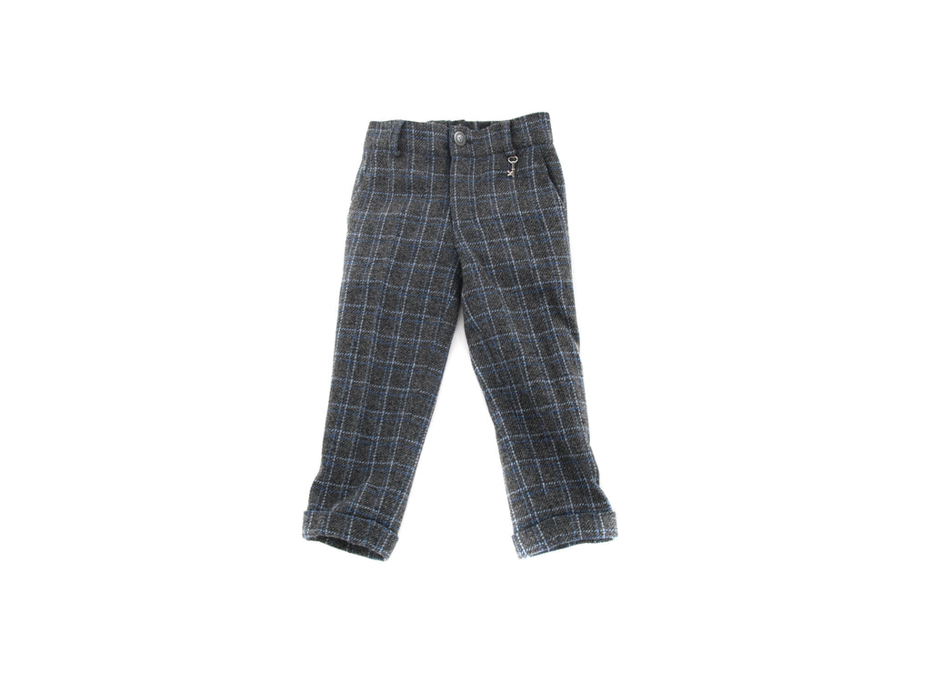 Little Wardrobe London, Baby Boys Trousers, 9-12 Months