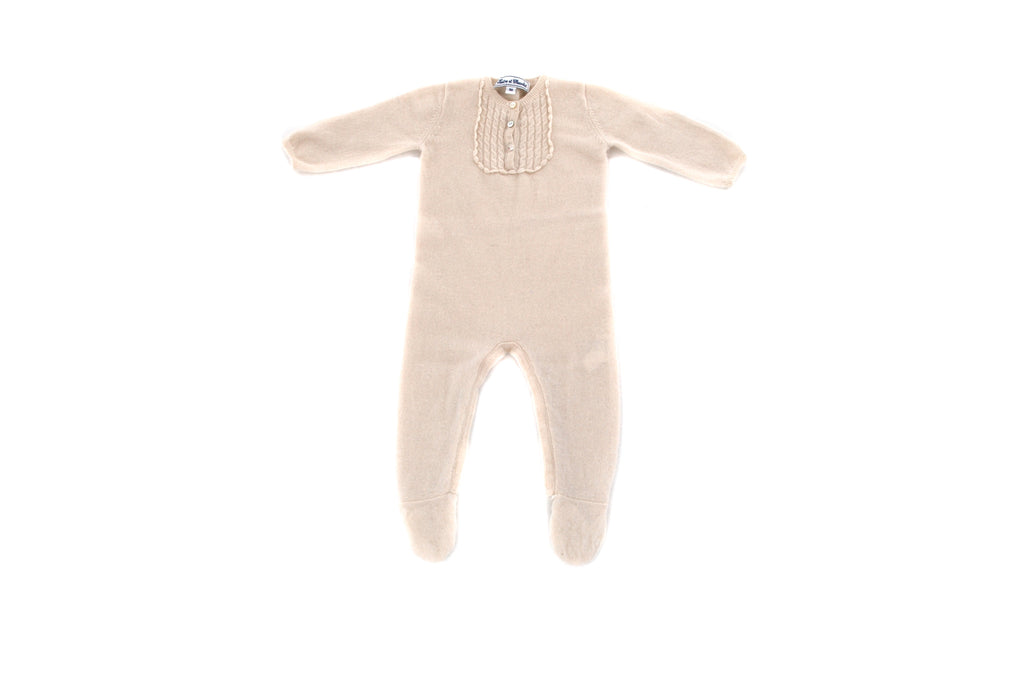 Tartine et Chocolate, Baby Girls Romper, 6-9 Months