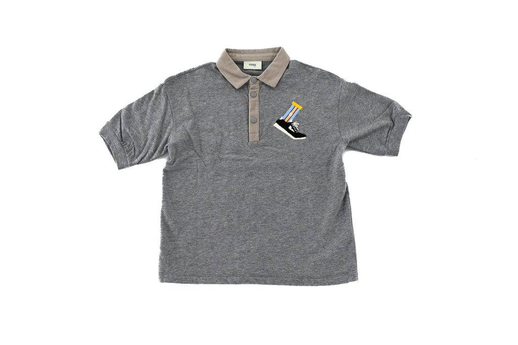 Fendi, Boys Polo Top, 7 Years