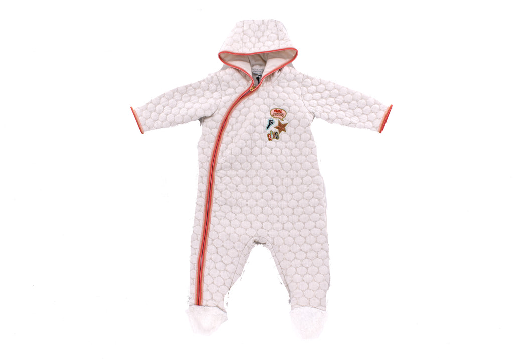 Little Marc Jacobs, Baby Girls Sleepsuit, 9-12 Months