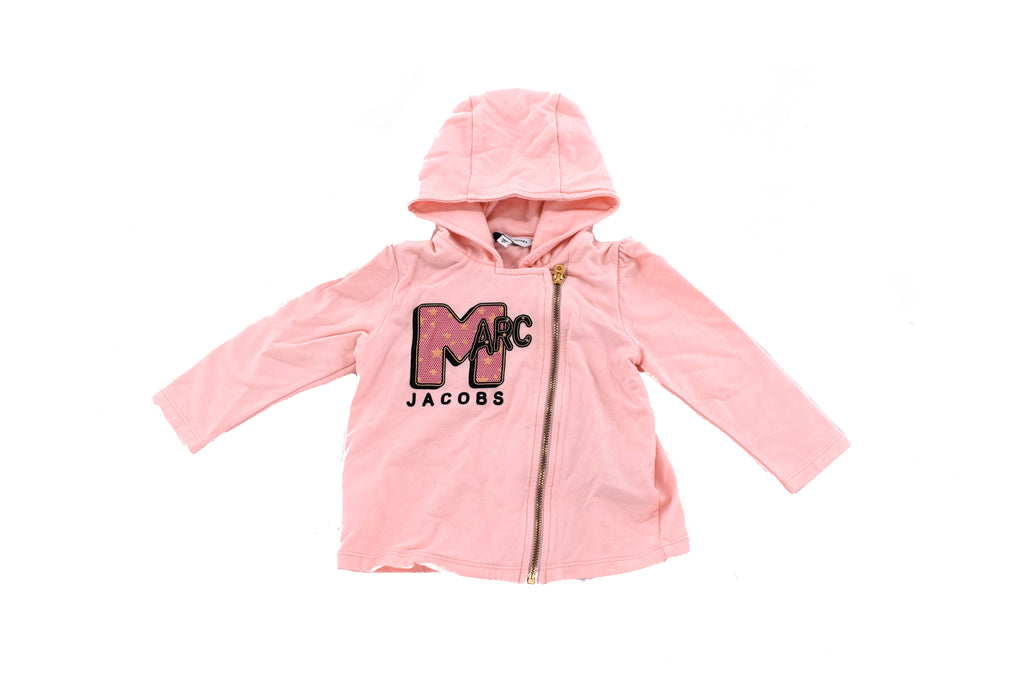 Little Marc Jacobs, Baby Girls Hoodie, 12-18 Months