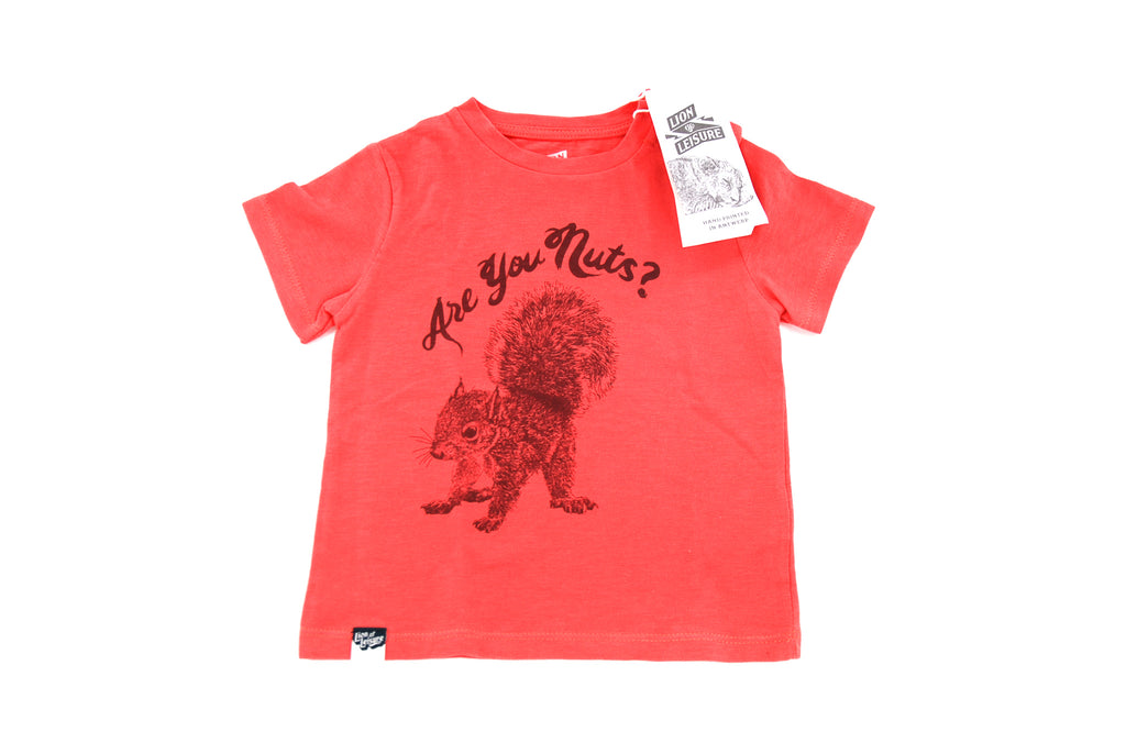 Lion of Leisure, Boys T-Shirt, 6-9 Months