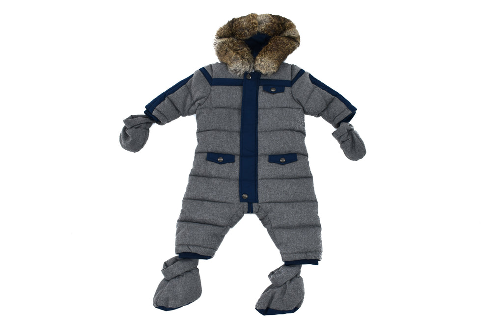 Tartine et Chocolat, Baby Boys Snowsuit, 3-6 Months