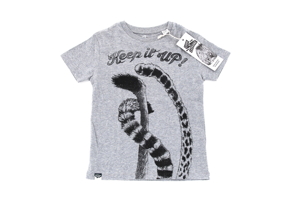 Lion of Leisure, Boys T-Shirt, 5 Years