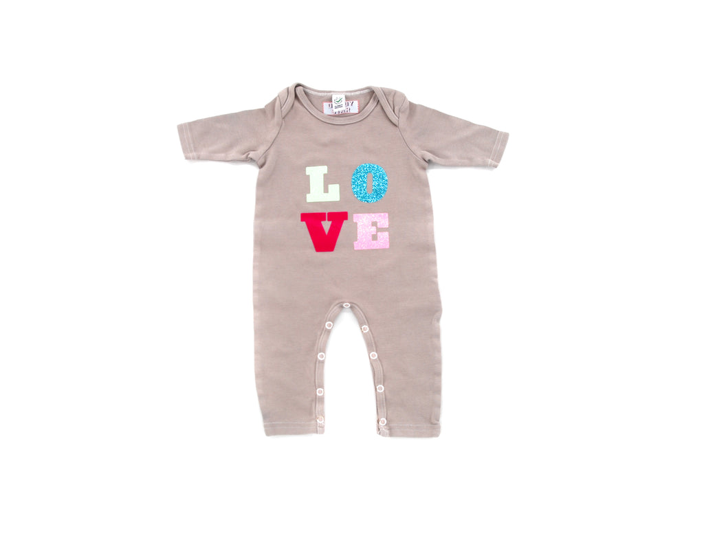 Dandy Star, Baby Girls Romper, 0-3 Months