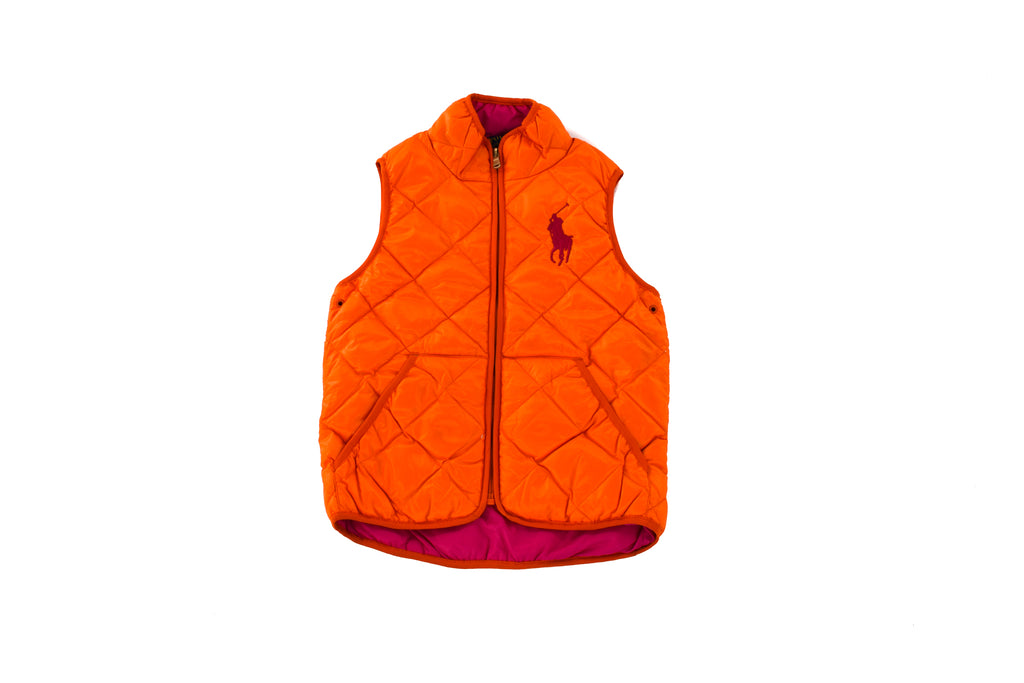 Ralph Lauren, Girls Gilet, 7 Years