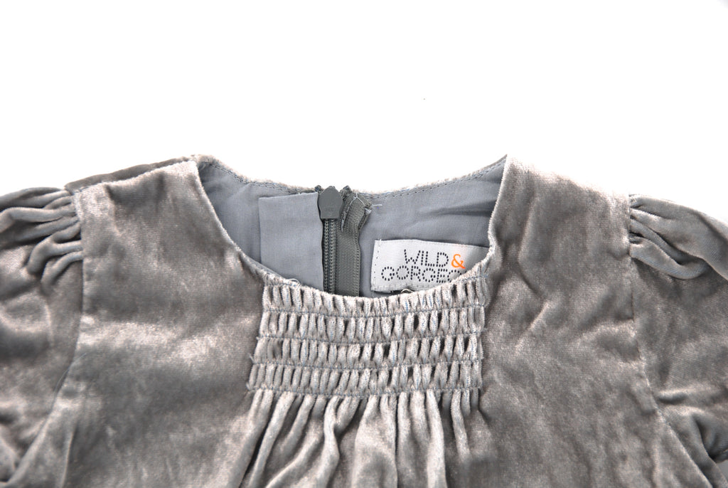 Wild & Gorgeous, Girls Dress, 6-9 Months